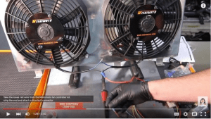Mishimoto DIY How To Wire a Fan
