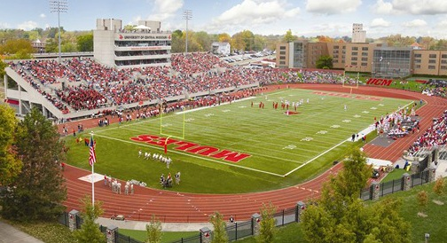 Central Missouri to upgrade Walton Stadium for football