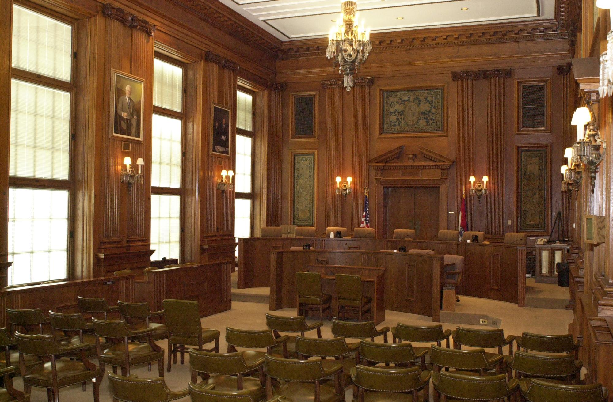 Missouri Senate sued over filming of hearings  Missourinet