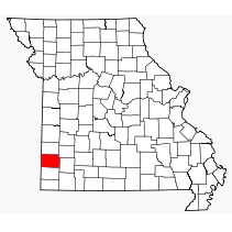 Half a skeleton found in southwest Missouri's Jasper County