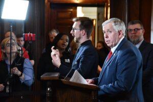 Parson: Missouri now has 15 confirmed cases of coronavirus ...