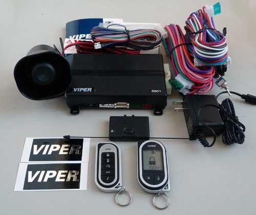Viper 5901 Wiring Diagram