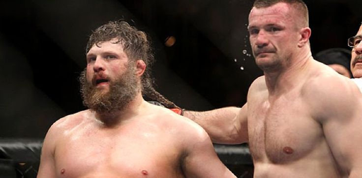 Image result for Mirko Cro Cop vs. Roy Nelson