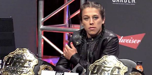 Image result for joanna jedrzejczyk press conference