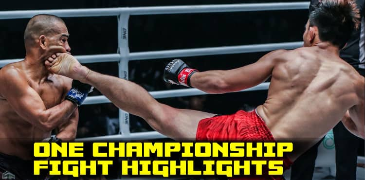 ONE Championship Masters of Fate Fight Highlights