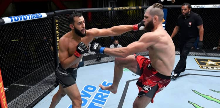 UFC Vegas 25 bonuses: Fight of the Night – Dominick Reyes vs. Jiri Prochazka