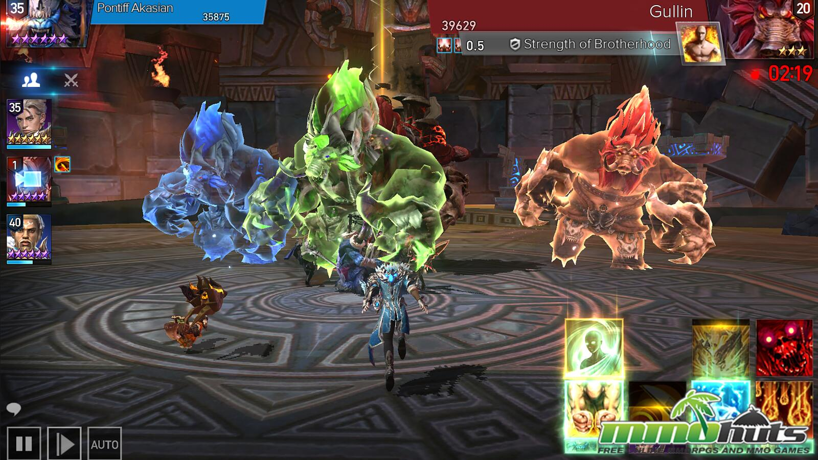 AION Legions of War  MMOHuts