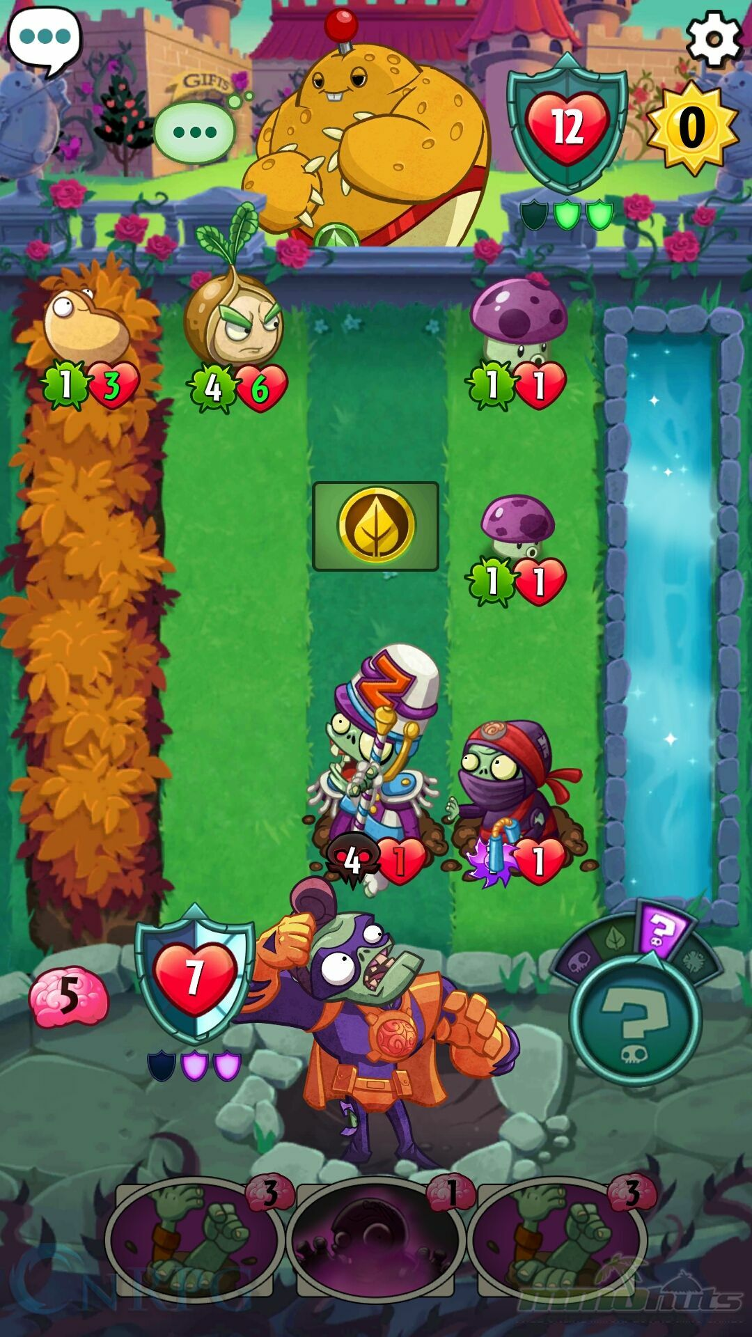 PvZ Heroes Mobile Review MMOHuts