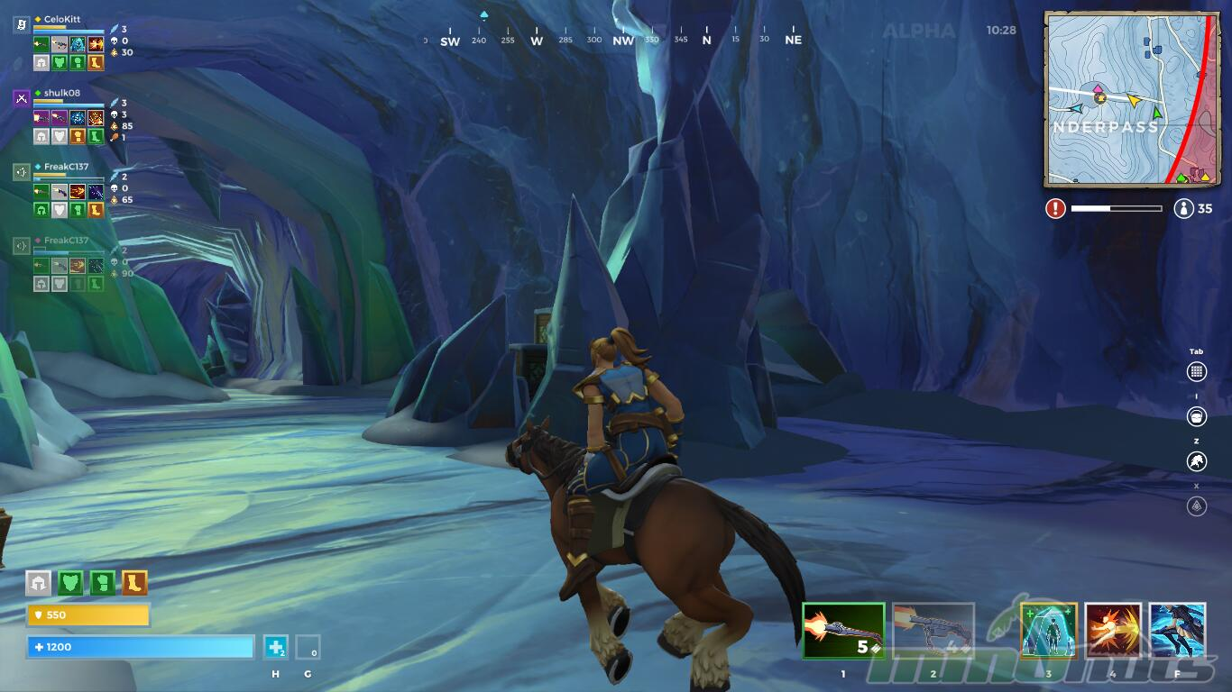 Realm Royale MMOHuts