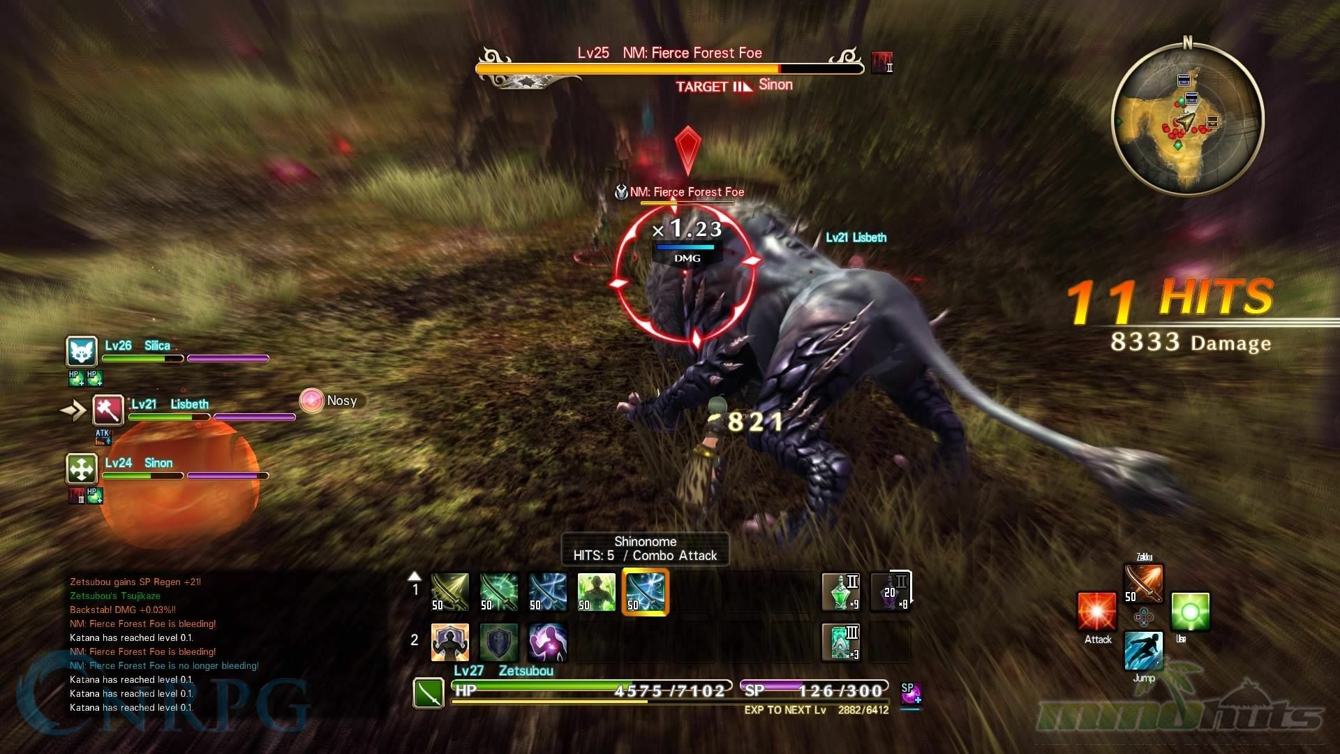 Sword Art Online Hollow Realization Game Review Mmohuts
