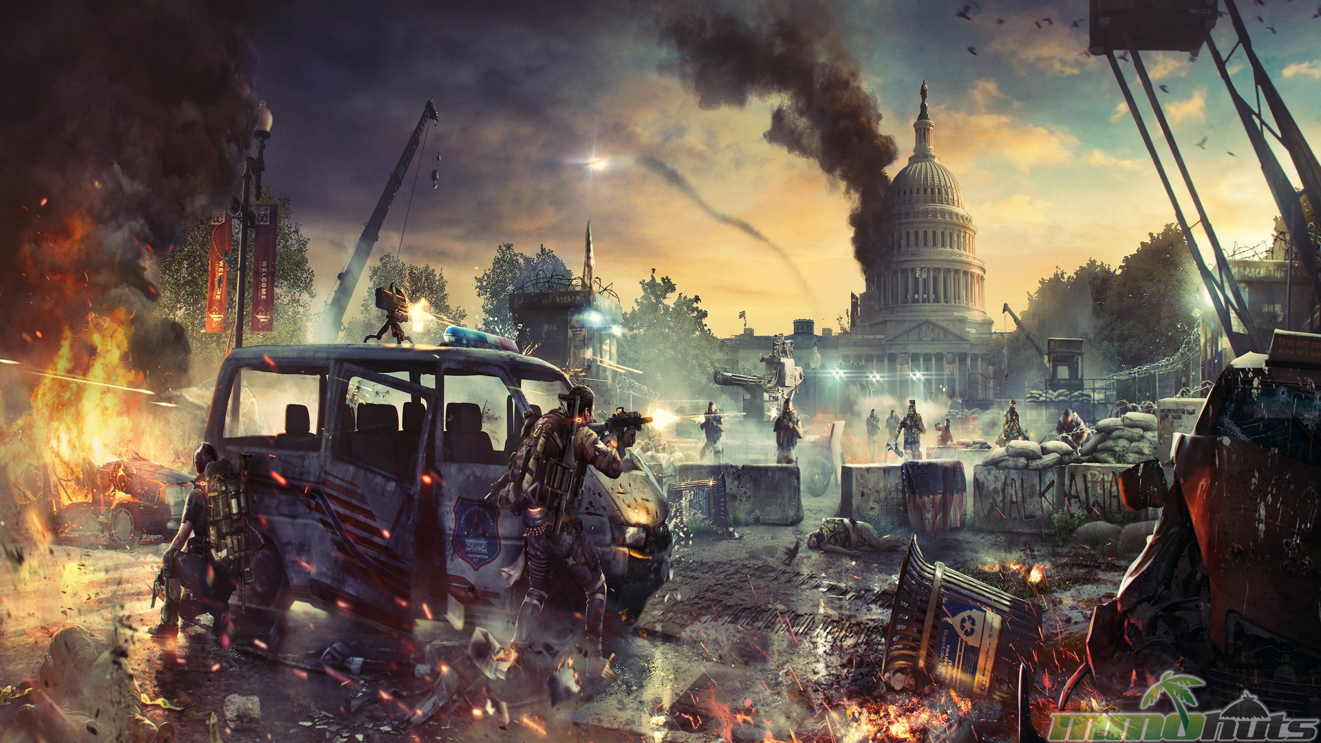 Tom Clancys The Division 2 MMOHuts