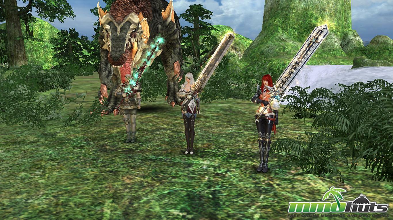 Granado Espada Online  MMOHuts