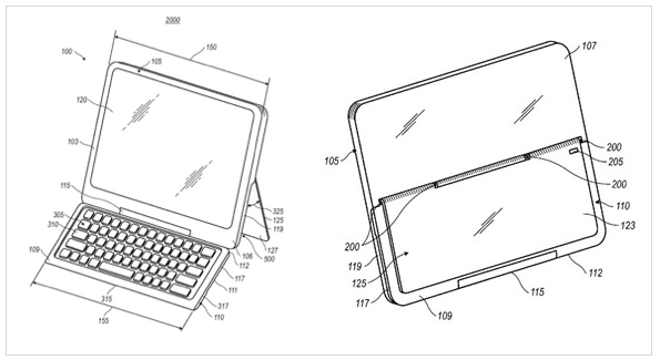 RIM patent shows thoughts of creating a tablet with a