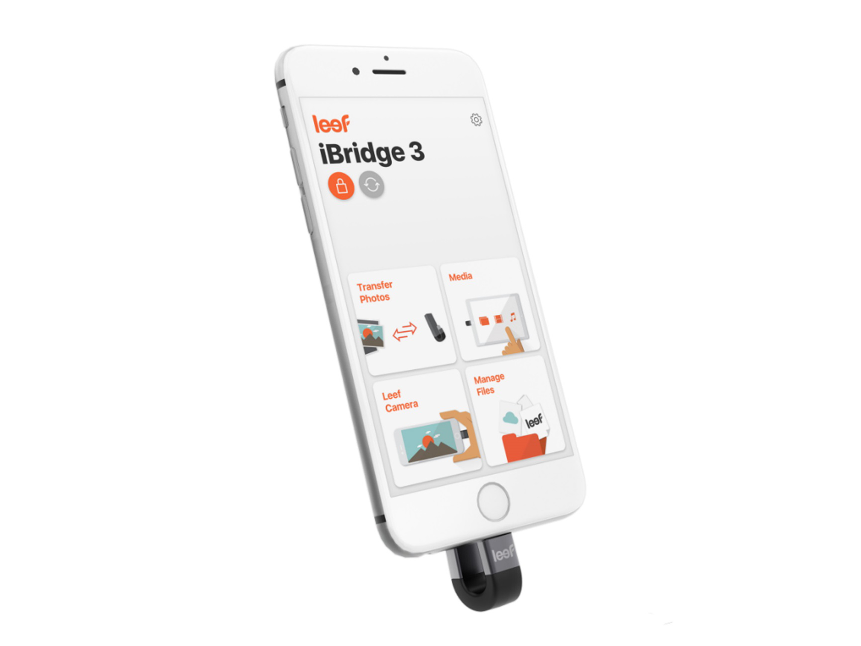 Leef's iBridge 3 expands your iPhone or iPad's storage