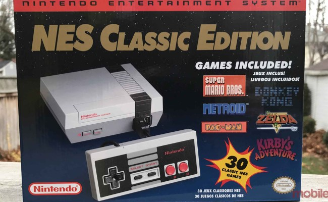 Nintendo Nes Classic And Nintendo Switch Will Be At Best