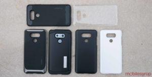 Spigen LG G6 case