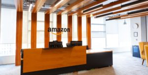 Amazon Vancouver office