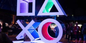 X square, triangle circle symbols for PlayStation
