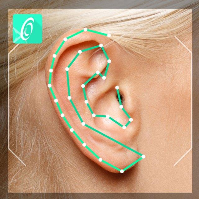 Creative Super X Fi ear scan