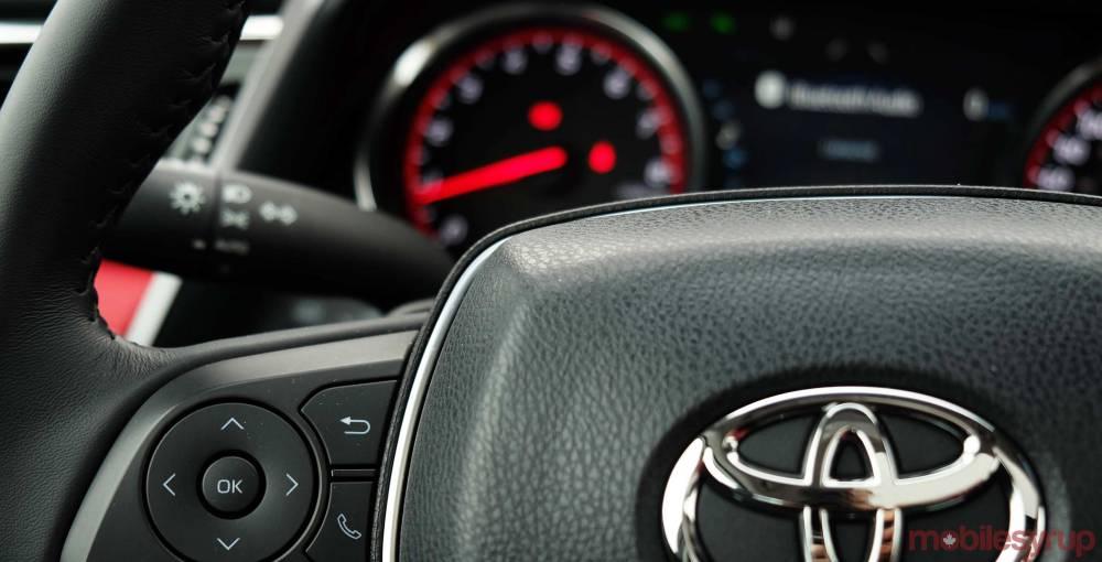 medium resolution of toyota steering wheel controls