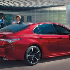 All New Camry 2019 Thailand Corolla Altis Grande Toyota And Sienna To Feature Apple Carplay