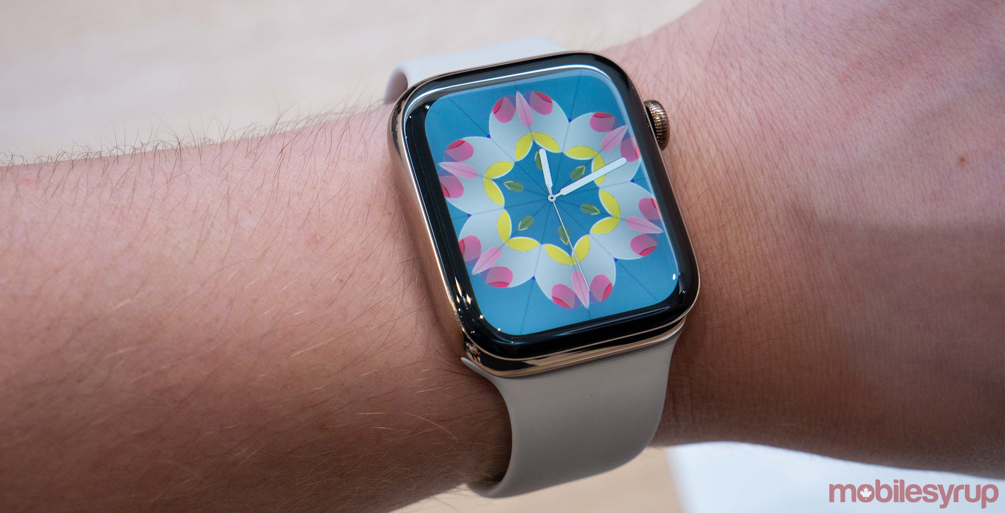 Apple Watch Series 4 Canadian Specs Pricing And Availability
