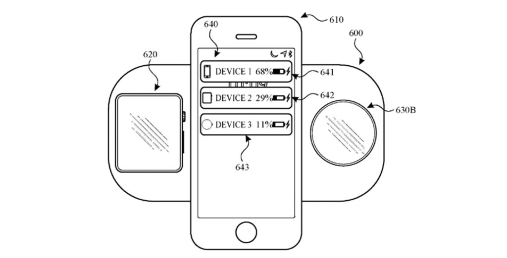 Recent Apple patent indicates the AirPower wireless