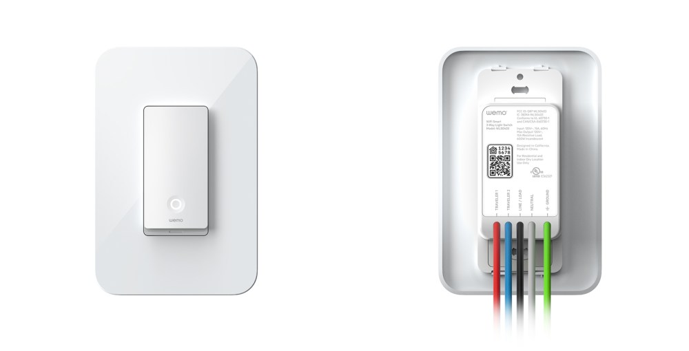 medium resolution of accessory manufacturer belkin has announced a new smart plug entry in its wemo smart lighting series that turns any dumb light into a smart light