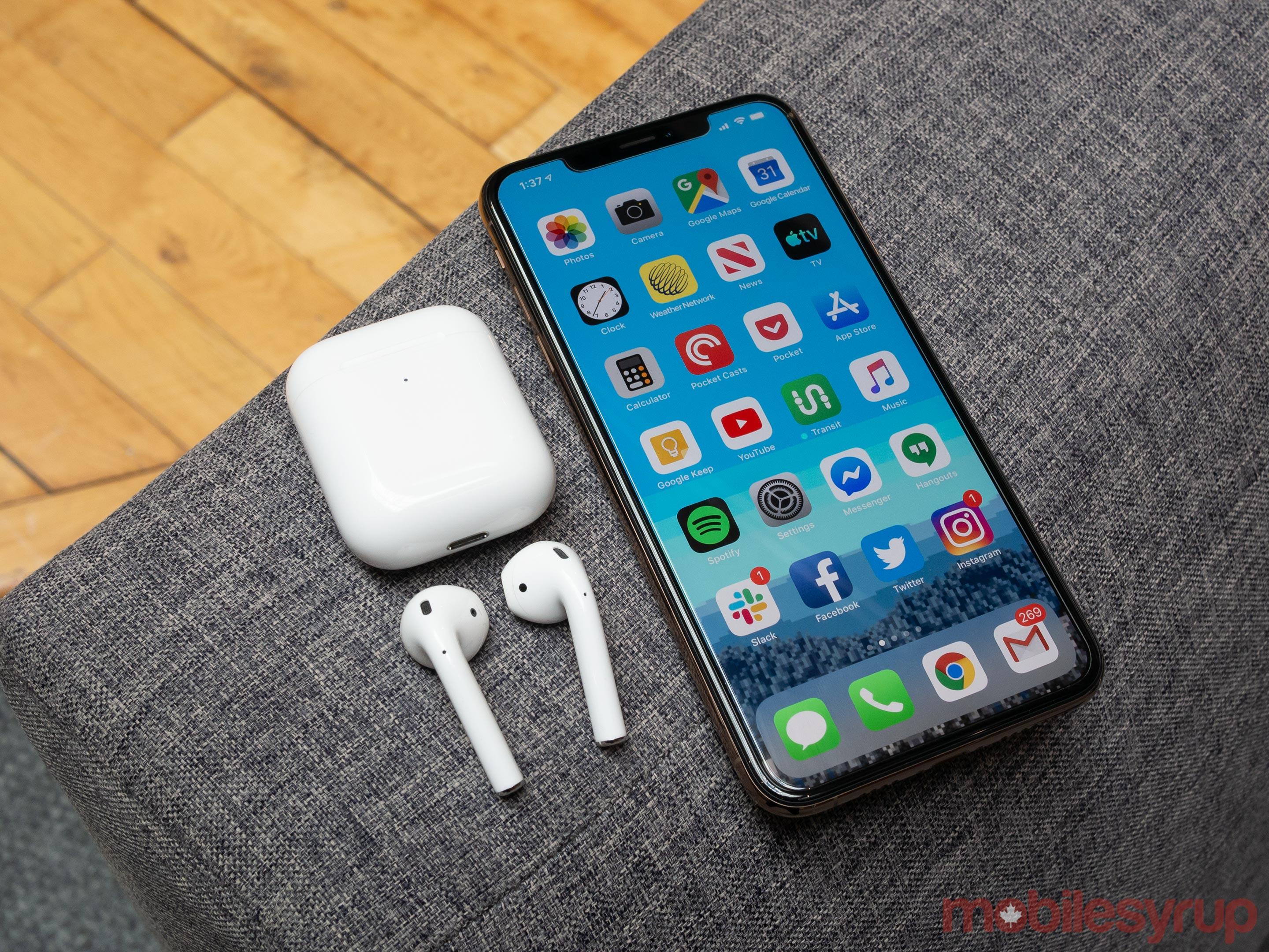 bb6500ca9d8 Moreover, I can't help but wish Apple would release its AirPods in more  varied colours like the company does with its Beats headphones brand; a  pair of ...