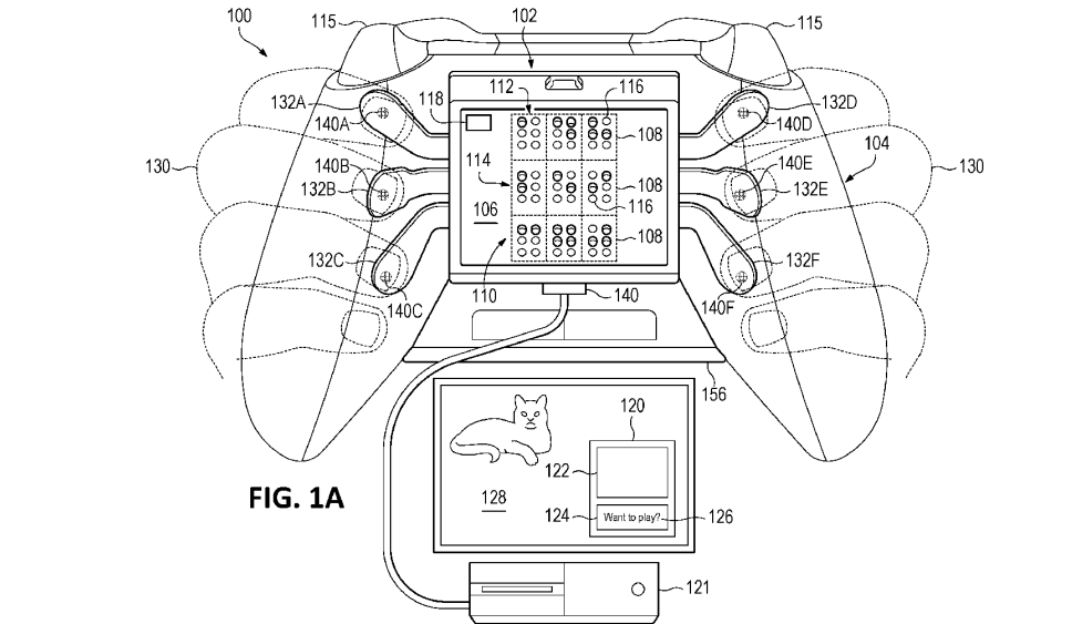 Microsoft may be working on an Xbox controller with built