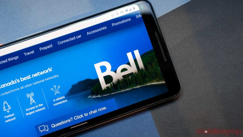Bell suffering data outage in Atlantic Canada, internet ...