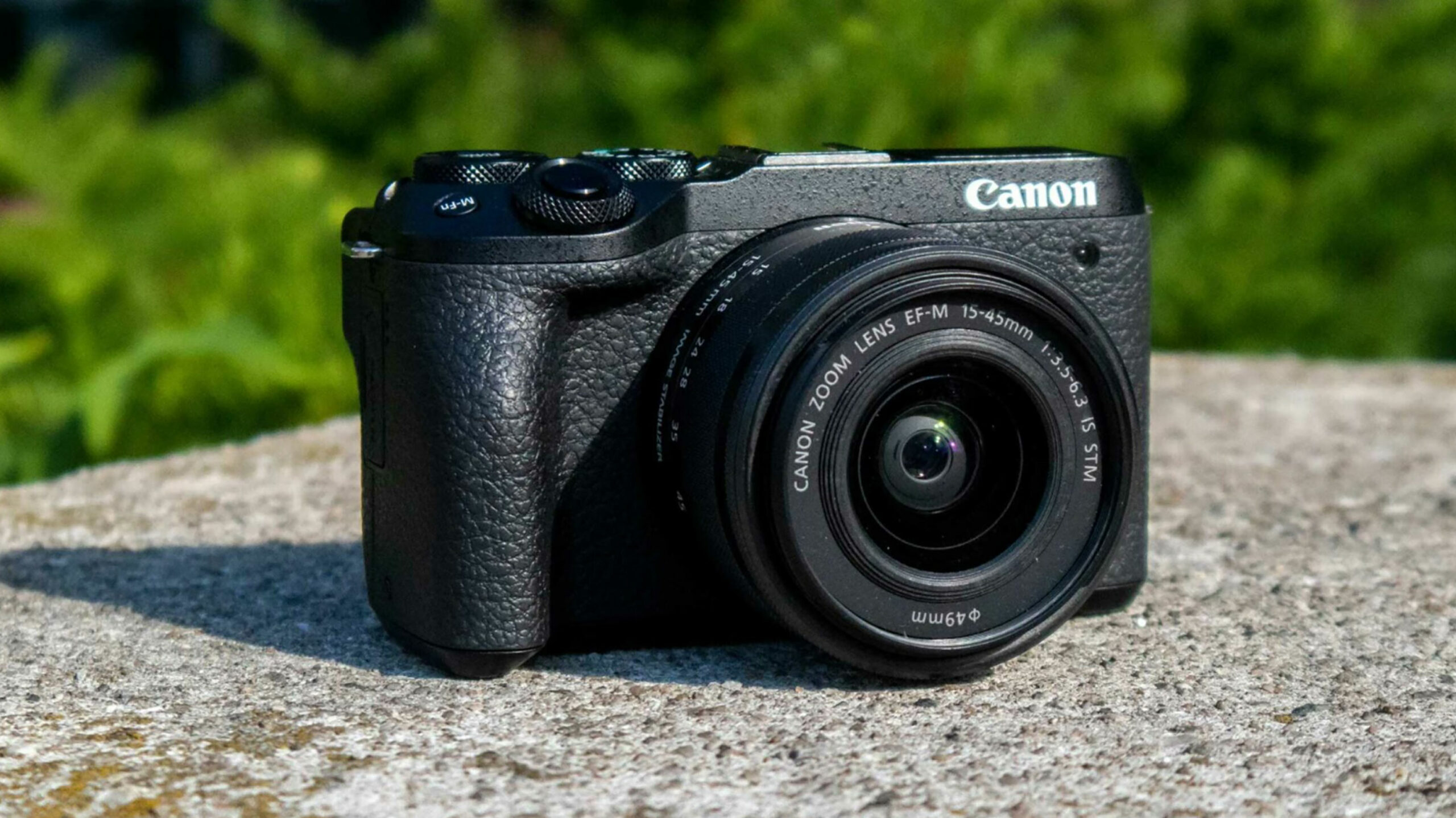 Canon EOS M6 Mark II Review: The compact champ