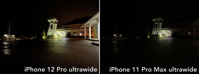 iphone 12 ultawide comparison