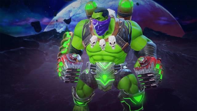Marvel Realm of Champions Hulk