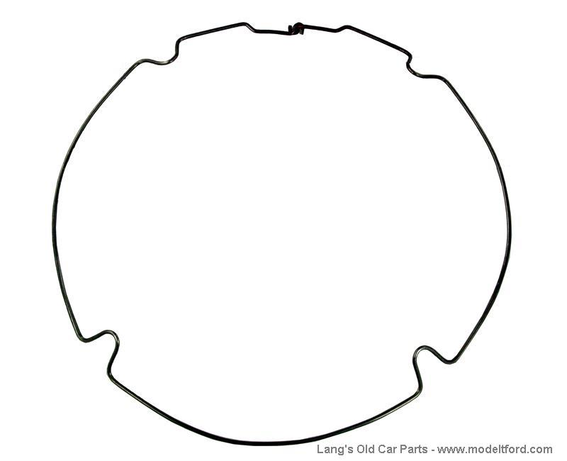 Model T Headlight reflector spring, 6586X