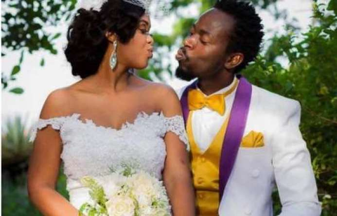 Kwaw Kese celebrates 2 years wedding anniversary