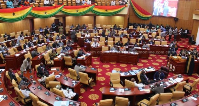 The 8th Parliament; A true test of Ghana's democratic fabric