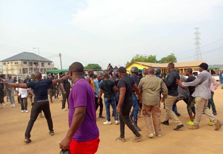Bye-Election Violence: A Dent On Ghana's Image