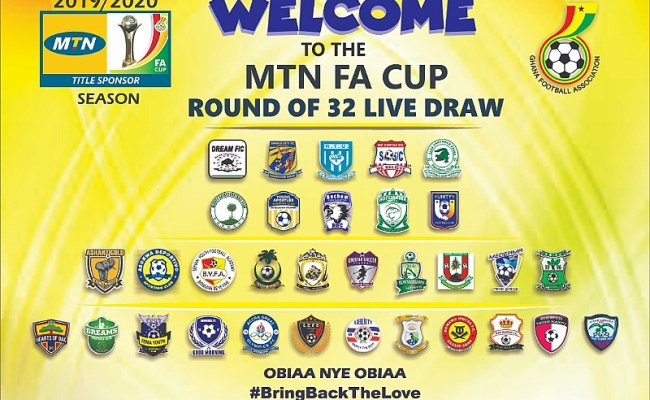 Mtn Fa Cup Round Of 32 Hearts Paired Against Okwahu