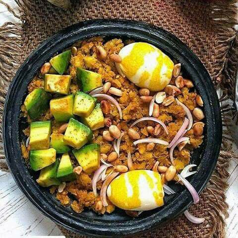 When Was The Last Time You Had This Nutritious Ghanaian Meal?