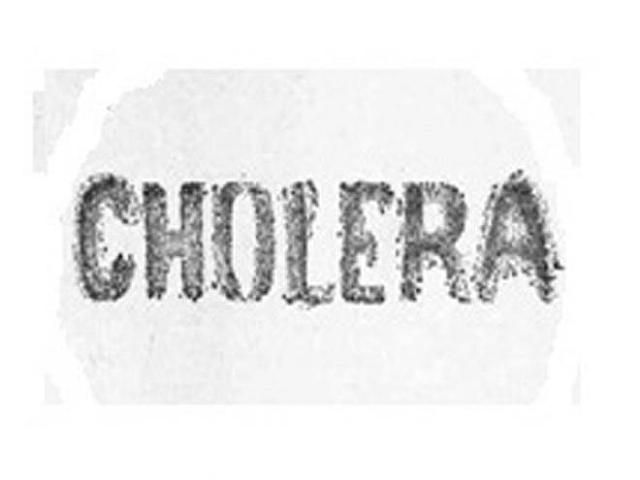 Central Region records 20 cholera deaths