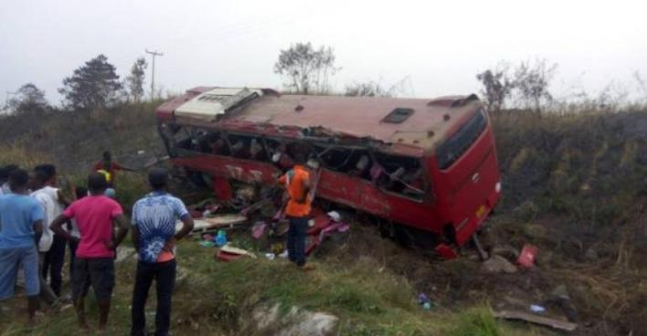 Accidents On Teacher-Mante Road Under Investigations