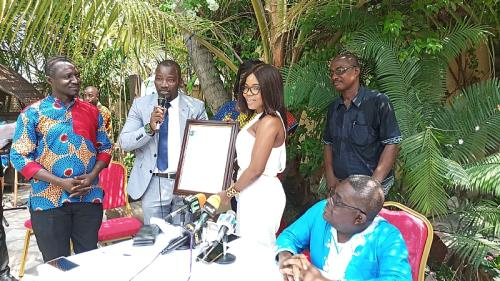 Mzbel Now Music Ambassador For PromoAfrica
