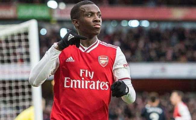 Can Eddie Nketiah Replace Aubameyang As Arsenal S