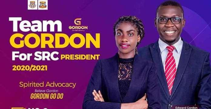 Team Gordon,  (UCC SRC Presidential Candidate '20)  Wishes All Muslim Students A Successful Ramadan