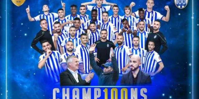 Winful Cobbinah Grateful To God After Winning Albanian Top-Flight League With FK Tirana