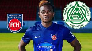 Ghanaian Youngster David Atanga Satisfied With His Output in 2017
