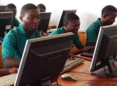 ICT Centre Commissioned At Assin Manso Community