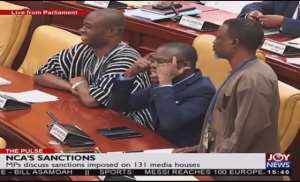NDC MPs Move To Stop Enforcement Of NCA Regulations