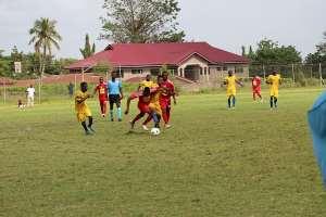 Mayhem At Volta Region's Middle League